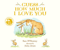 Guess How Much I Love You - 25th Anniversary Pack **Only 3 left**