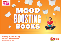 Reading Well Mood-boosting Books