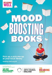 Reading Well Mood-boosting Books - Macmillan list