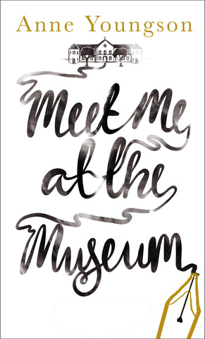 Meet Me at the Museum by Anne Youngson promotional packs