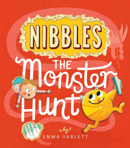 Nibbles the Book Monster - Activity Pack (SOLD OUT)