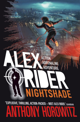 The Alex Rider series – POS and digital pack plus writing competition!