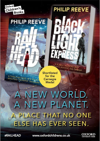 Philip Reeve poster offer