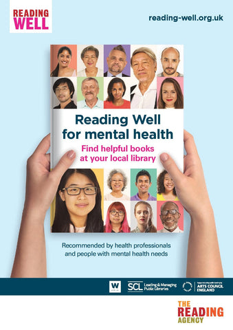 NEW - Reading Well for mental health