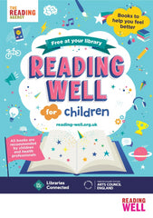 Reading Well for children - pre-order by 25 Nov.