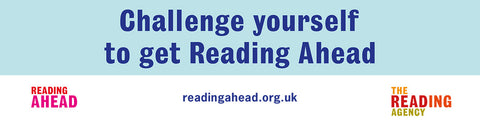 Reading Ahead 2016/17 print materials