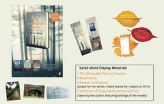 Sarah Ward - Crime Thriller Promotional Materials