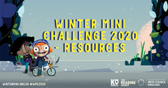 Winter Mini Challenge 2020 resources - Welsh