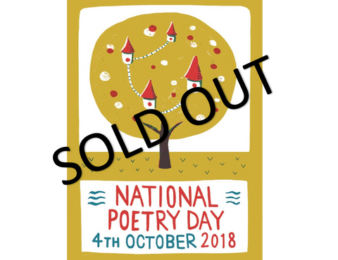 National Poetry Day packs 2018