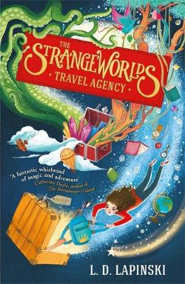 The Strangeworlds Travel Agency - Activity Packs **Only 1 left**
