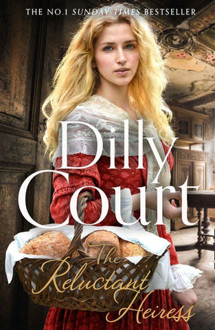 The Reluctant Heiress by Dilly Court: digital PoS