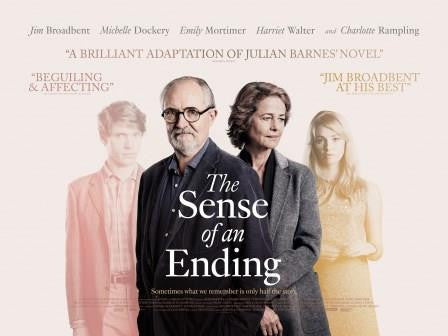 The Sense of an Ending Promotional Materials