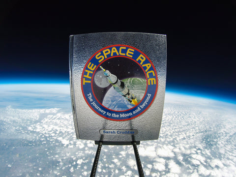 DK's The Space Race - Activity and POS pack (only 50 left)