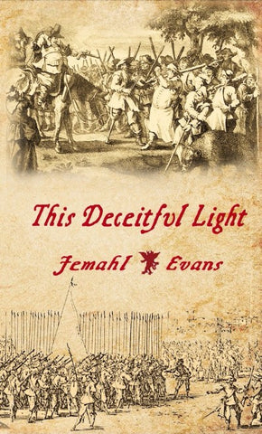 This Deceitful Light by Jemahl Evans promotional packs