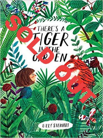 There's a Tiger in the Garden Activity Pack - Sold Out