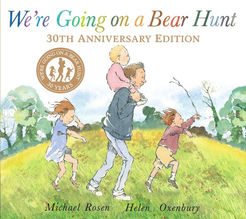 We're Going on a Bear Hunt - special anniversary pack