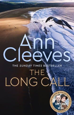 The Long Call by Ann Cleeves - offer for librarians