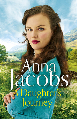 Anna Jacobs Promotional Materials