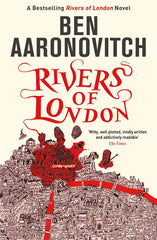 Ben Aaronovitch - free copies