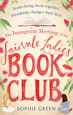 The Inaugural Meeting of the Fairvale Ladies Book Club Library Packs
