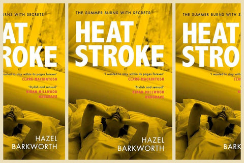 HEATSTROKE digital pack and book giveaway