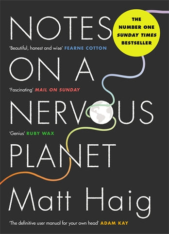 Notes on a Nervous Planet materials