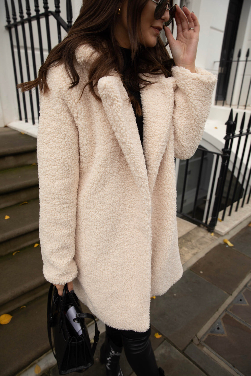 Leilani Teddy Coat