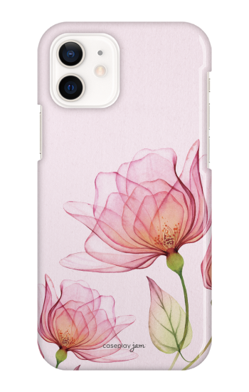 Natural Flower [ ハードケース(光沢) for iPhone 12 ]