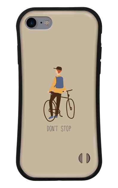 Dont stop [ グリップケース for iPhone SE 2 ]