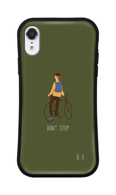 Dont stop [ グリップケース for iPhone XR ]