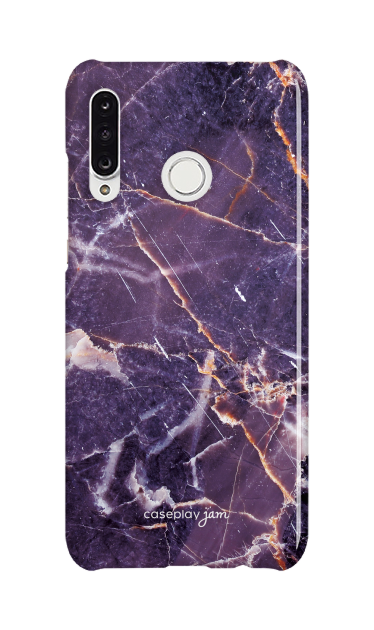 Elegant Marble [ハードケース(光沢) for HUAWEI P30 lite ]