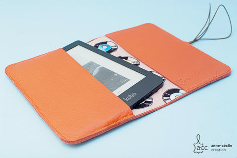 CREATIONACC - leather kindle cover