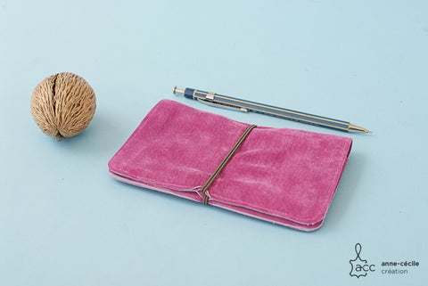 pink womens wallet