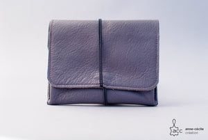 Large purse leather natural - ProductImage-18670221852830