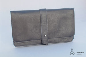 Women's xxl leather wallet - ProductImage-19533237715102