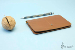 Cognac color Wallet  - ProductImage-28597849292958