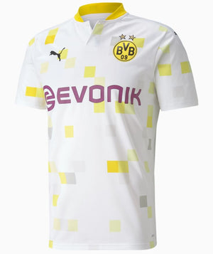 BVB  Short-Sleeved  Kids Third jersey