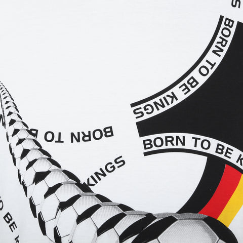 Deutschland Fan T-Shirt Jersey Polyester