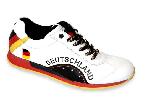 Image of Germany Fan Men's Sneakers