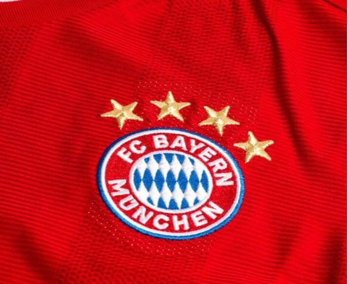 FC Bayern München Home Shirt 2020/21 Long Sleeves