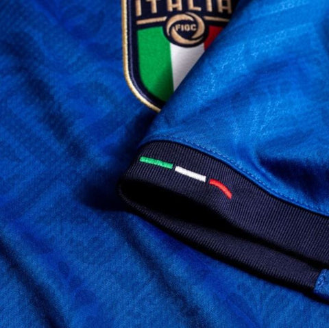 Image of Italy Home Shirt EURO 2020