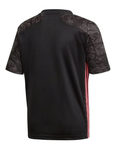 Image of Real Madrid Third Jersey 2020/2021 black