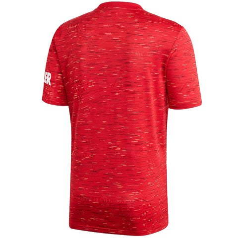 Image of Manchester United Home Shirt 2020-21