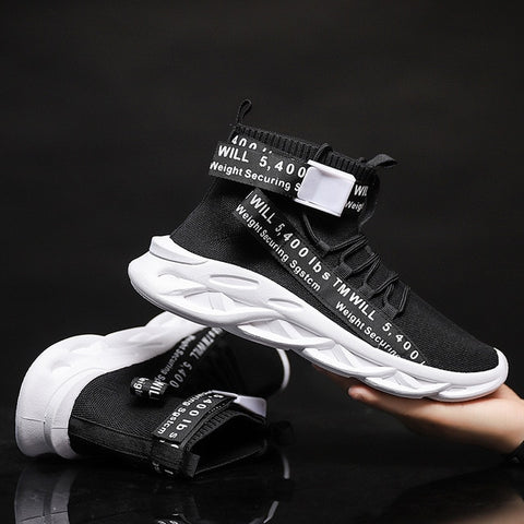 Image of Men Sneakers  Outdoor Breathable Trend Shoes Loafers