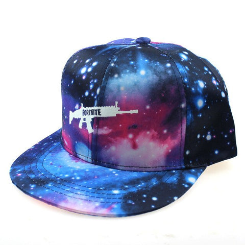 Image of Fortnite Dad Hat Friends Embroidery Fortress Night Baseball Cap Cotton Adjustable Snapback Hats Anime Casual Toys