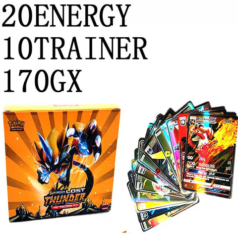 Image of TAKARA TOMY Pokemon Cards V VMAX TAG TEAM MEGA EX GX Trainer Energy Shining Carte PokéMon Card Kids Game Battle Trading Card Toy