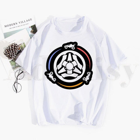 Image of Game Rocket League What A Save T Shirts Tops Tees Men Women Short Sleeve Casual T Shirt Streetwear Funny
