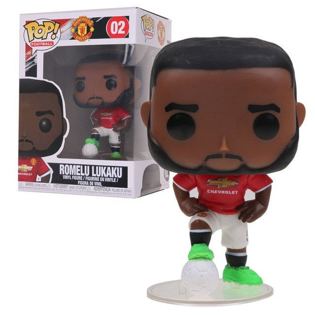 Funko POP Manchester United & Liverpool