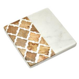 Colourful Decorative Marble Coasters