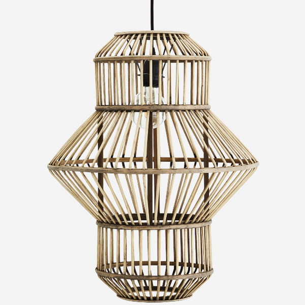 Natural Wooden Bamboo Lamp Shade